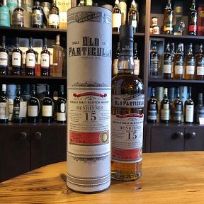 Benrinnes 15 year old - Old Particular