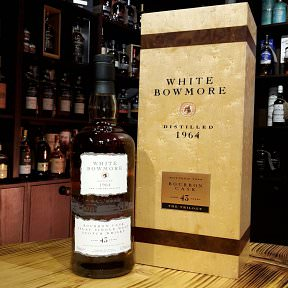 White Bowmore 1964