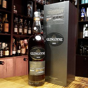 Glengoyne 25 year old