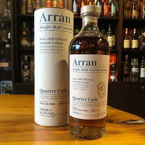 Arran - Quarter Cask - The Bothy
