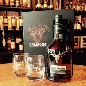 Dalmore 15 year old - Gift Pack