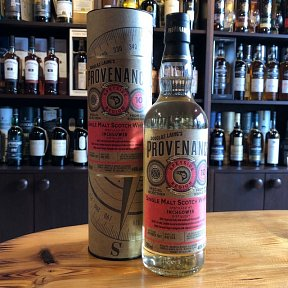 Inchgower 10 year old - Provenance