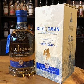 Kilchoman - 100% Islay - 10th Edition