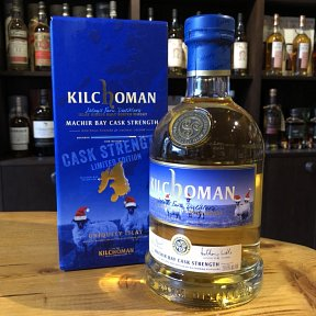 Kilchoman - Machir Bay - Cask Strength