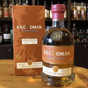 Kilchoman - Small batch - No 2 - UK