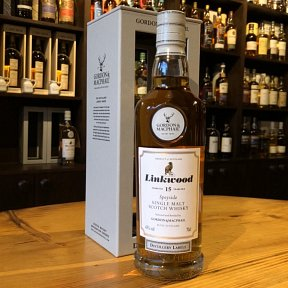 Linkwood 15 year old - Distillery Range