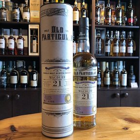 Macduff 21 year old - Old Particular