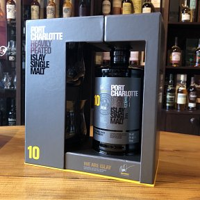 Port Charlotte 10yo Gift Pack