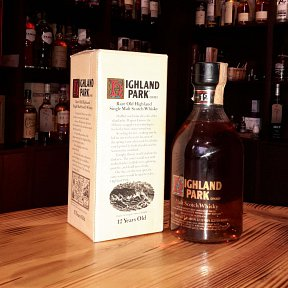 Highland Park 12 - Old Style