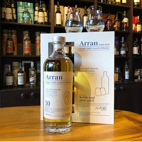 Arran 10 year old - Gift Pack